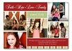 create a custom family holiday card small2