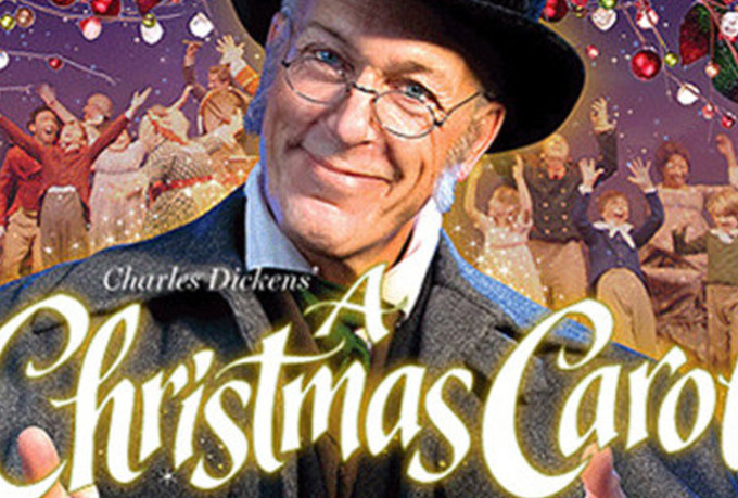make a Christmas Carol video with your faces
