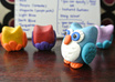 create you a very cute custom polymer clay owl in your choice of colours small2