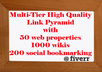 Multi_tier_high_quality_link_pyramid