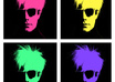 make warhol style pop art from your photo small2