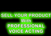 record a PROFESSIONAL 1 minute 60 second royalty free female American voiceover small2
