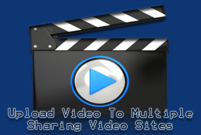 make a manual video SUBMISSION for you in over 15site and ping