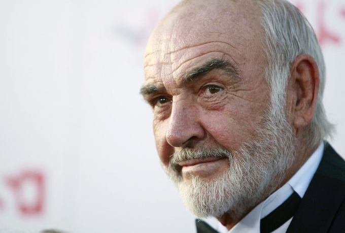 record your voice over message in the awesome voice of Sean Connery