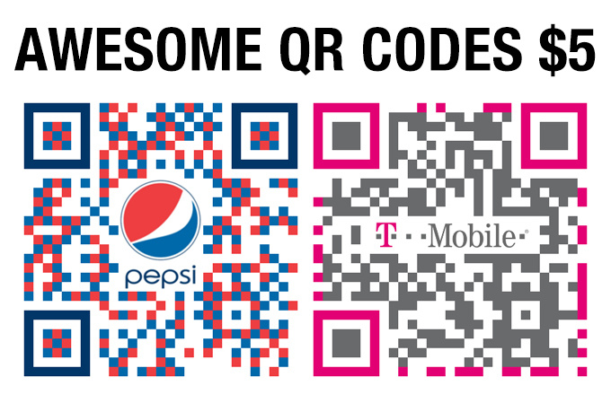 How to create a QR code with logo stepbystep