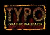 make TYPOGRAPHIC wallpaper representing your self,website,blog,etc small2