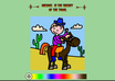create a great Digital Coloring Book for Children, will feature the Child's Name on Every page! small3