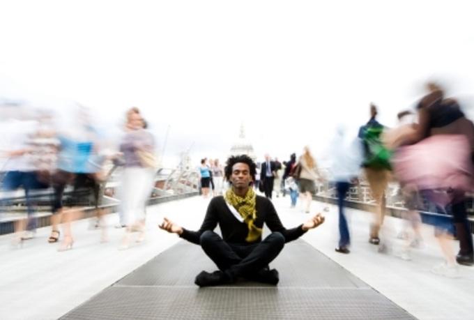 Meditate like a tibetan monk