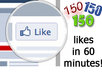give you guaranteed 100 real human Facebook fans in ONE day small3