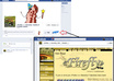 embed your website / make custom tab on your facebook page