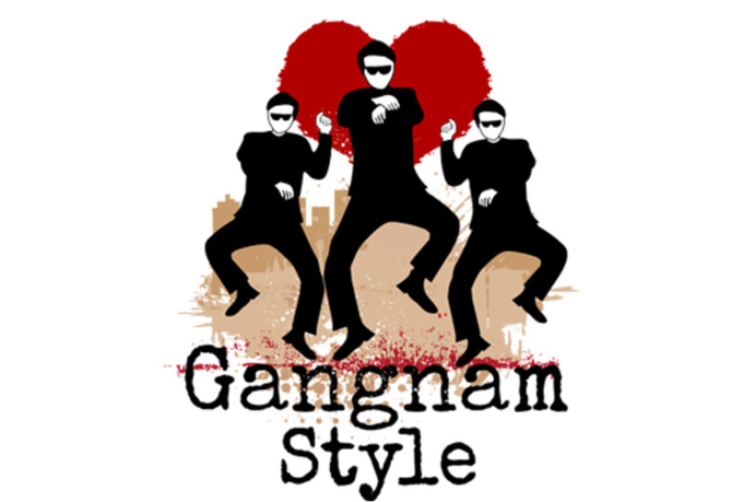 give you a Oppa GANGNAM Style t shirt design
