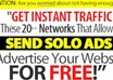 blast email ad or solo ad to 200 000 plus ACTIVE members on 15 responsive safelists who are willing to work from home