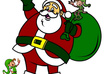 voice your radio spot or other written word as Santa small1
