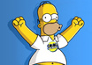 have Homer Simpson wear your image on his shirt