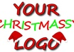 turn your logo into a professional looking christmassy logo by adding a santa hat to it and deliver it to you in just one hour