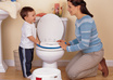 give you my 5 TOP tips on potty training