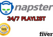 Napster-playlist