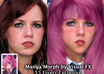 turn your face into a cool realistic MANGA small1