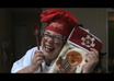 create a personalized video holiday greeting as World Famous Chef Betty Spaghetti small1