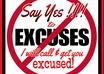 call you and give a excuse so you can free up your time