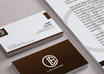 make simple, clean and good looking business card