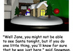 create a Christmas 3D Toon Animation of Your Child