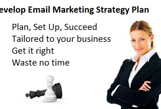 help you develop your email marketing strategy