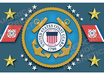 ship you this American Made Coast Guard Magnetic to Proudly Display Anywhere