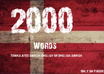 translate 2000 words from English to Danish or Danish to English