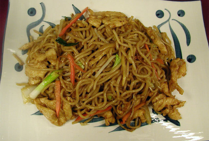 how to make lo mein noodles like chinese restaurants