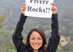 hike to the HOLLYWOOD Sign with your message and snap an awesome photo small1