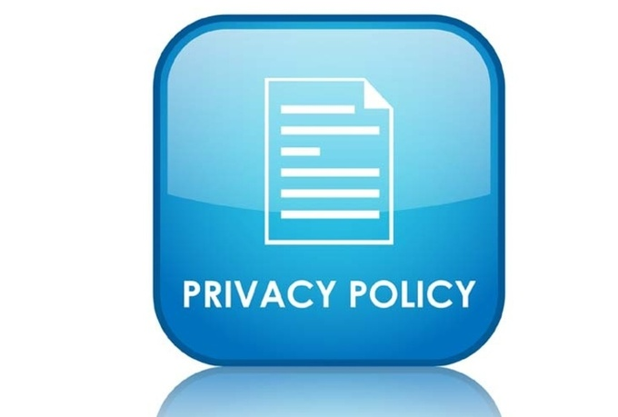 write a clean and professional Privacy Policy