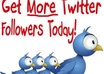 add 1000+ Twitter Followers from QUALITY Users within a day