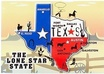 send a postcard from Texas USA America to anywhere in the world