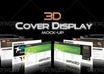 create Two 3d ebook cover just