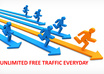 teach you How to Get Unlimited Targeted TRAFFIC to your Website/Blog Forever