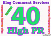 do High Pr Links 1xPR7 3xPR6 3xPR5 10xPR4 10xPR3 13xPR2 All DOFLOLLOW Blog Comment Actual Page Links