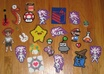 make you a Perler Bead character/design with a video of me making it