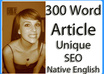 write an seo ARTICLE 450 words with in 24 Hours