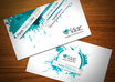 design a professional business card small1