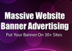 put your 468x60 banner on 30+ websites for 60 days small1