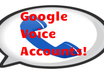 give you 1 US google voice accounts with phone number verified