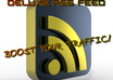 create for your Website one RSS and 50 Ping Directories