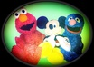 record Elmo speaking or singing in multiple languages
