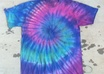 teach you how to perfectly tie dye a shirt