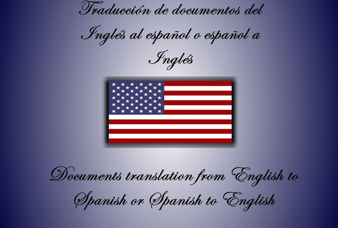 Translate into Spanish?