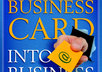 evaluate your business card
