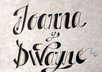 write the name of your choice in beautiful calligraphy on a 5X7 parchment paper small1