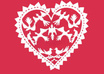 send you a beautiful custom paper heart cutout suitable for Valentines, cards, or scrapbooking