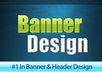 design a banner that is professional and will get you clicks
